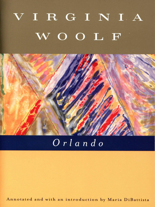 Title details for Orlando by Virginia Woolf - Wait list