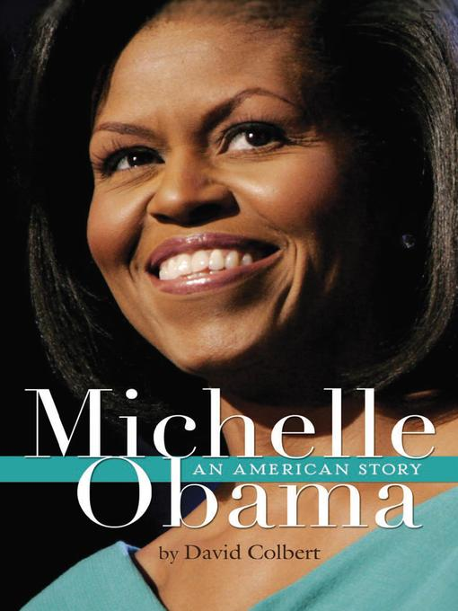 Title details for Michelle Obama by David Colbert - Wait list