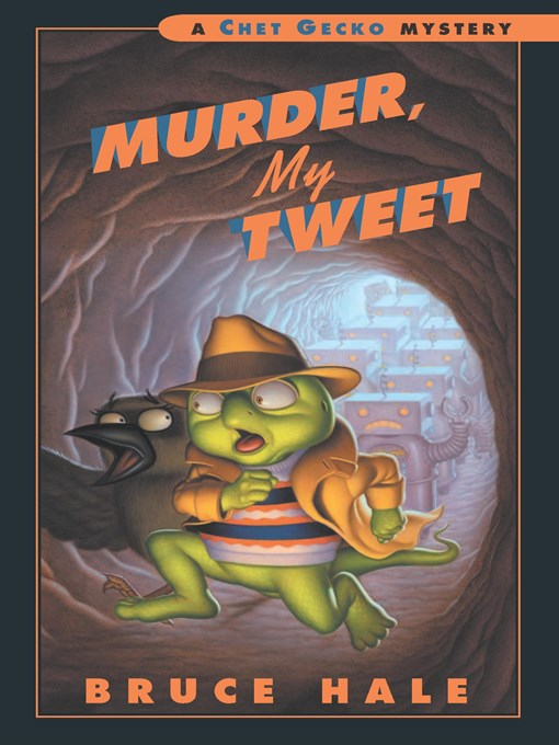 Cover image for Murder, My Tweet