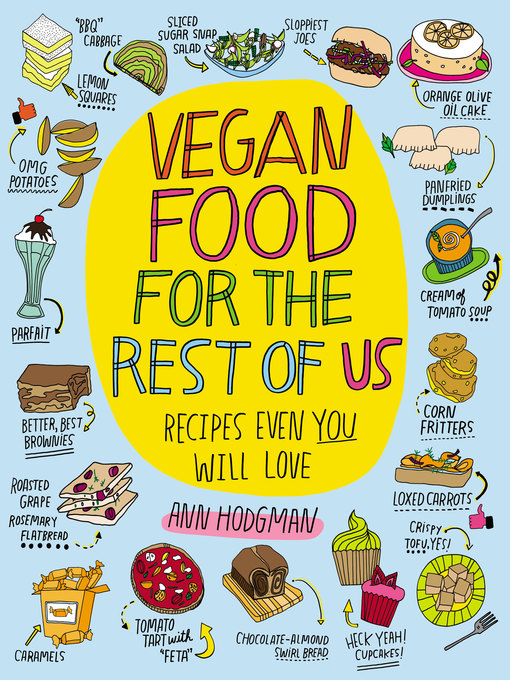 Cover of Vegan Food for the Rest of Us
