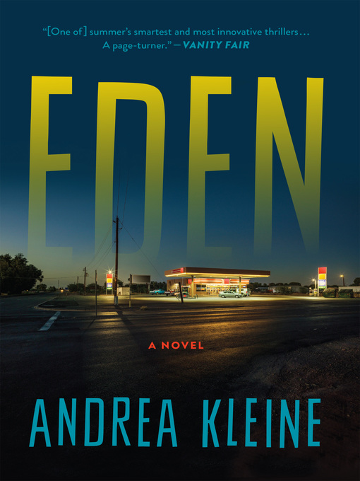 Title details for Eden by Andrea Kleine - Available