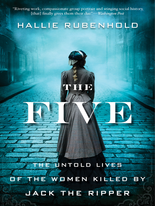 Title details for The Five by Hallie Rubenhold - Available