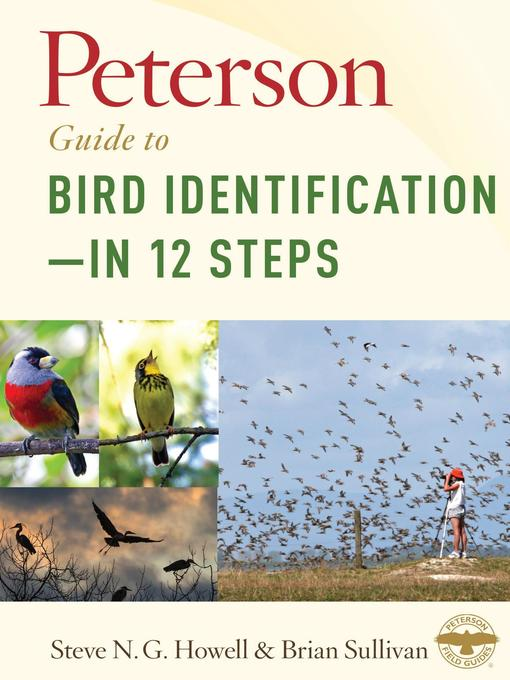 Cover of Peterson Guide to Bird Identification—in 12 Steps