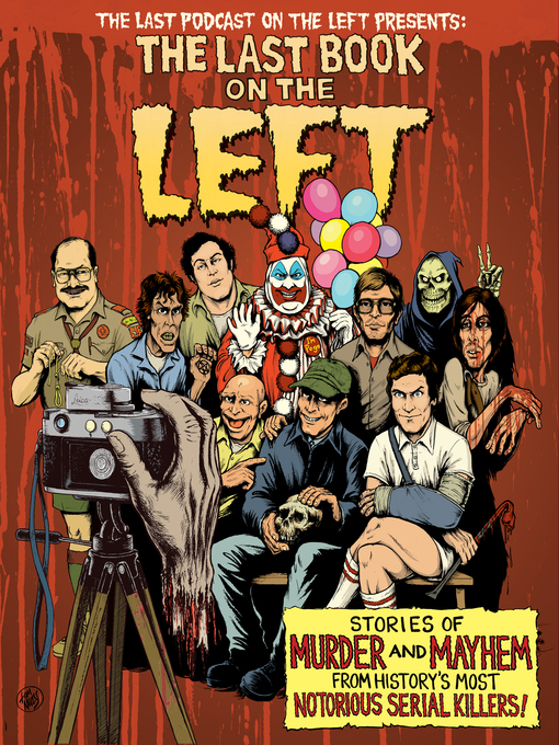 Title details for The Last Book on the Left by Ben Kissel - Wait list