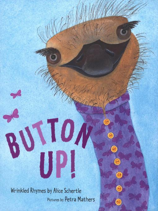 Title details for Button Up! by Alice Schertle - Available