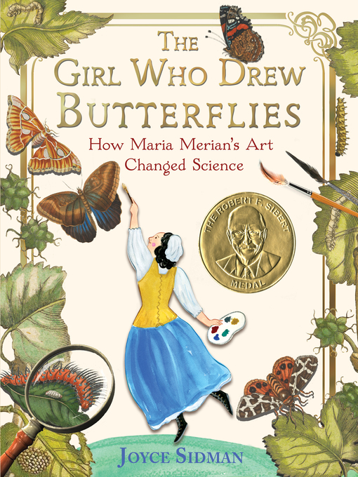 Title details for The Girl Who Drew Butterflies by Joyce Sidman - Wait list
