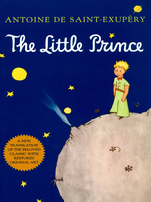 Title details for The Little Prince by Antoine de Saint-Exupéry - Wait list