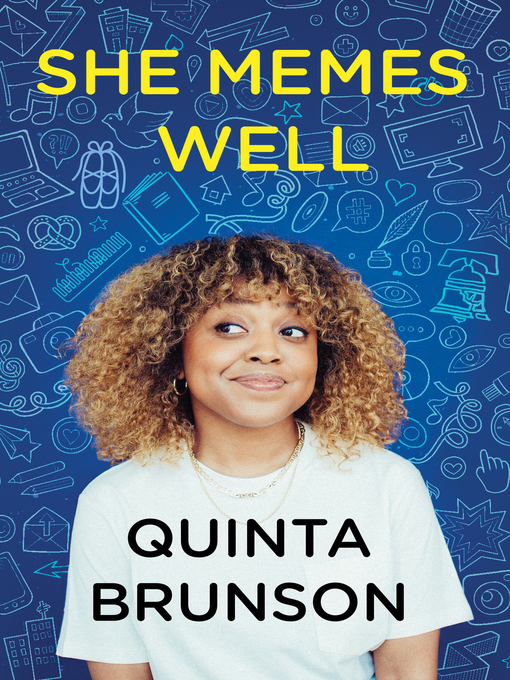 Title details for She Memes Well by Quinta Brunson - Available