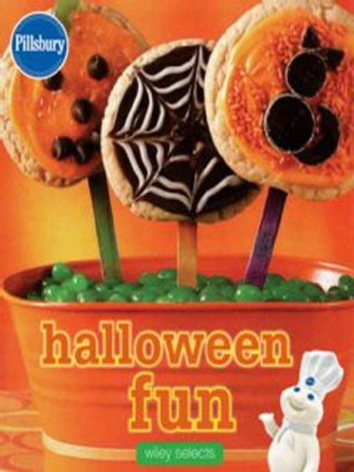 Title details for Pillsbury Halloween Fun by Pillsbury Editors - Available