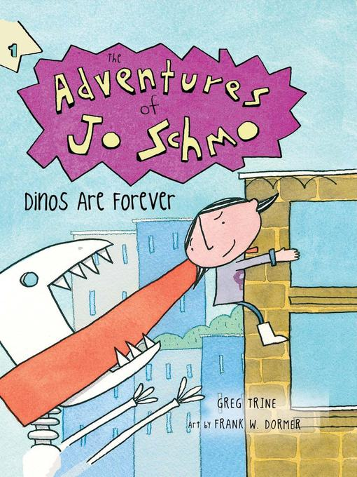 Title details for Dinos Are Forever by Greg Trine - Available