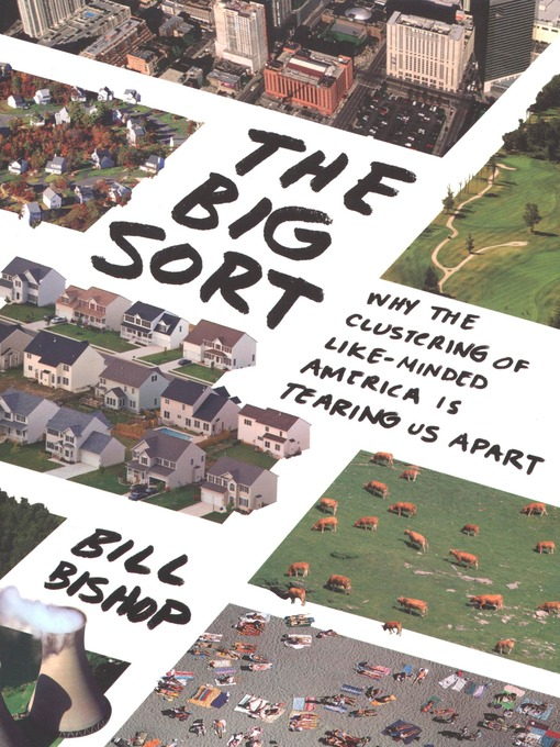 Cover of The Big Sort