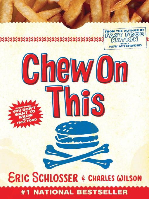 Cover of Chew On This