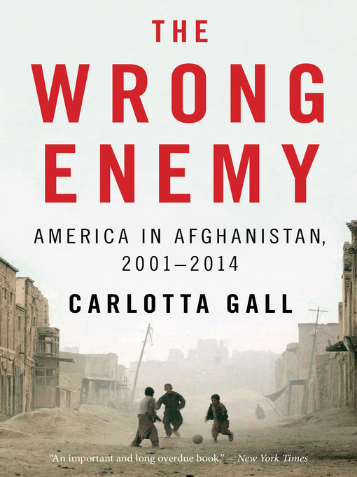 Title details for The Wrong Enemy by Carlotta Gall - Available