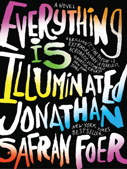 Cover of Everything Is Illuminated