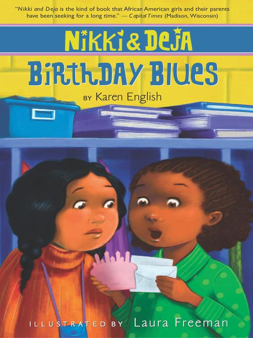 Title details for Birthday Blues by Laura Freeman - Available