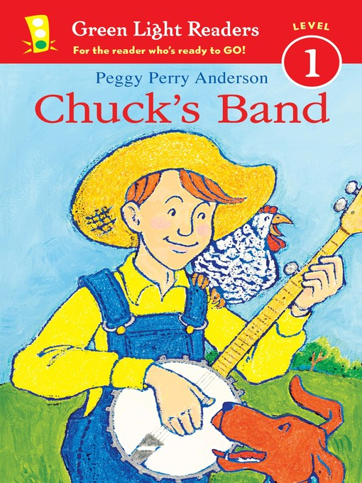 Title details for Chuck's Band by Peggy Perry Anderson - Wait list