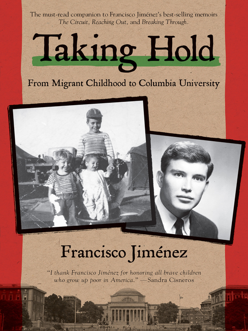 Taking Hold book cover