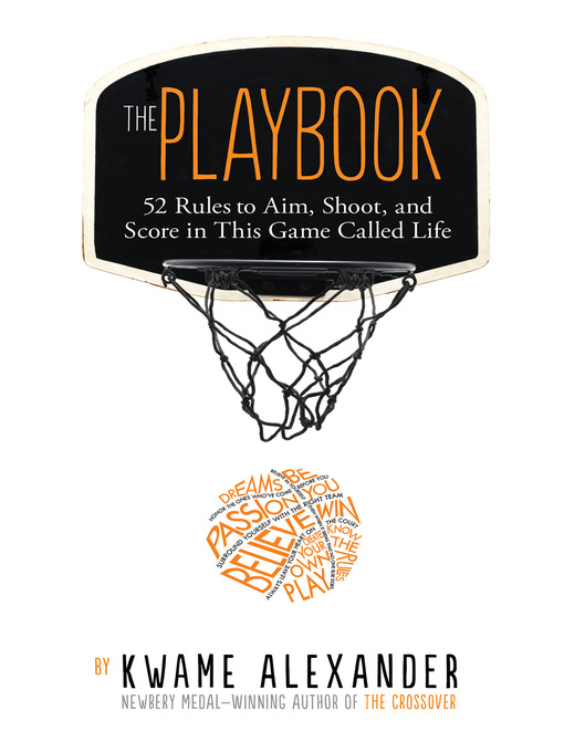 Title details for The Playbook by Kwame Alexander - Available
