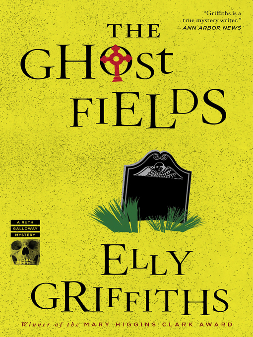 Cover of The Ghost Fields