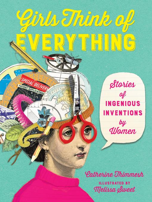 Cover of Girls Think of Everything