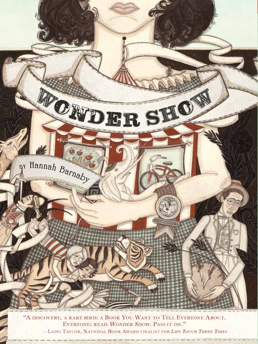 Title details for Wonder Show by Hannah Barnaby - Available