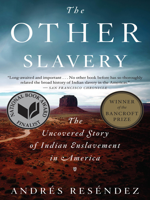Cover of The Other Slavery