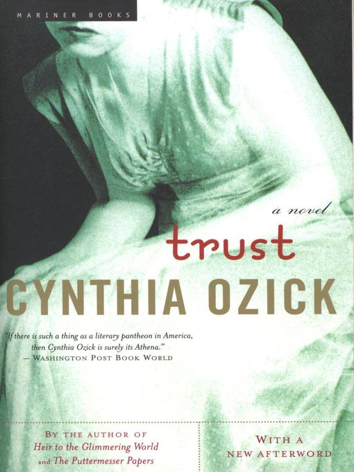 the setting in existing things by cynthia ozick A mercenary, one of cynthia ozick's most powerful short stories, establishes what my paper attempts: the postcolonial/ post-holocaust linkage among contemporary american jewish writers it is ozick who most intensely and most articulately evokes the fate of jewish postcolonial (ie post-holocaust) survivors.