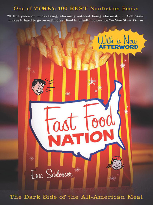 Title details for Fast Food Nation by Eric Schlosser - Wait list