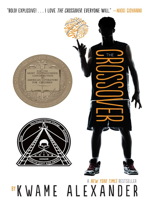 Title details for The Crossover by Kwame Alexander - Available