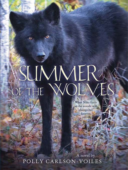 Cover of Summer of the Wolves
