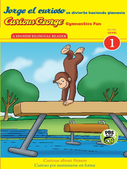 Cover of Jorge el curioso se divierte haciendo gimnasia/Curious George Gymnastics Fun Bilingual (CGTV Reader)
