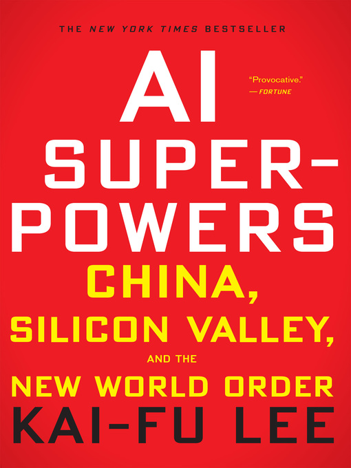 Cover of AI Superpowers