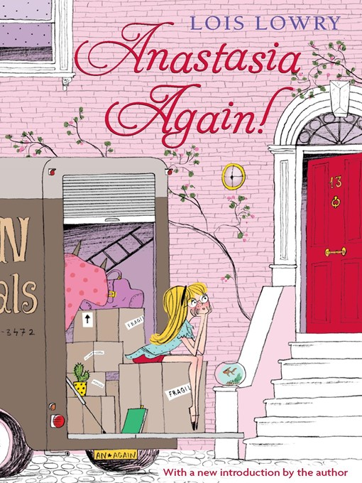 Title details for Anastasia Again! by Lois Lowry - Available