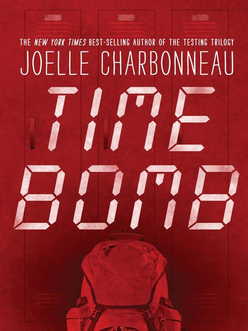 Title details for Time Bomb by Joelle Charbonneau - Wait list