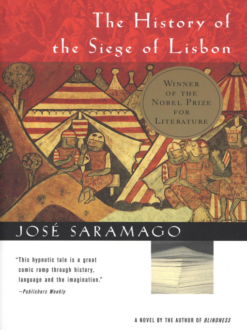 Title details for The History of the Siege of Lisbon by José Saramago - Available