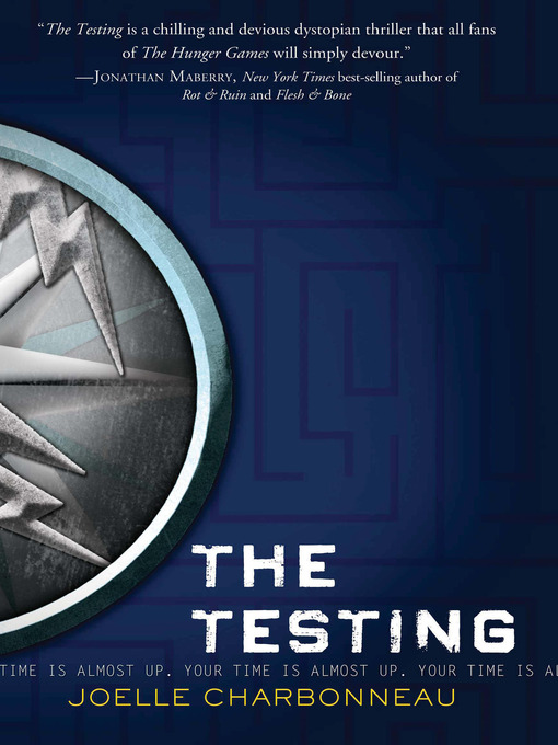 Title details for The Testing by Joelle Charbonneau - Available