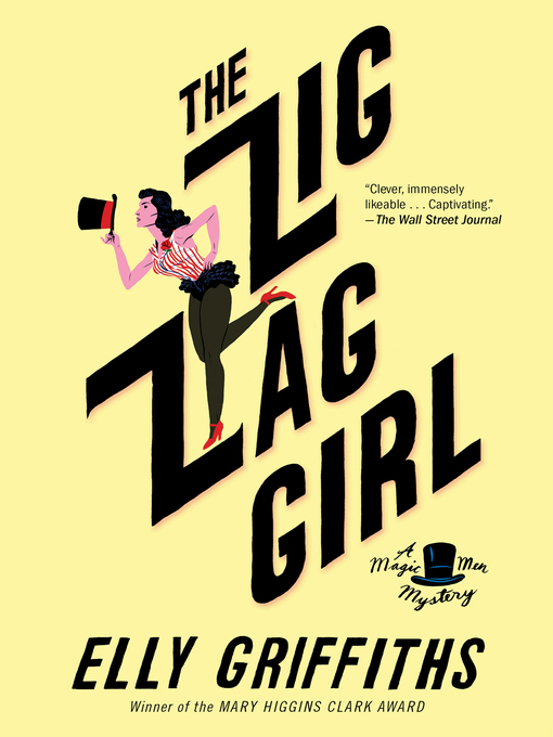 Title details for The Zig Zag Girl by Elly Griffiths - Wait list