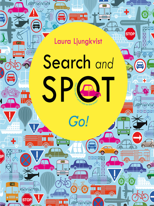 Title details for Go! by Laura Ljungkvist - Available