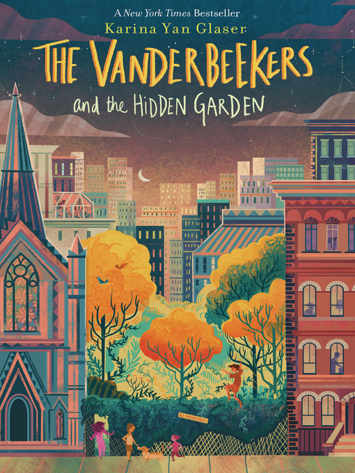 Cover of The Vanderbeekers and the Hidden Garden