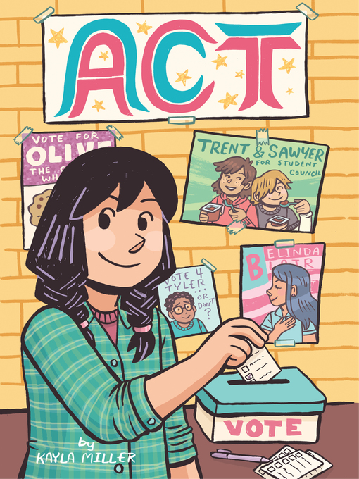 Title details for Act by Kayla Miller - Available
