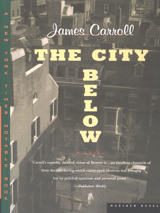 Title details for The City Below by James Carroll - Available