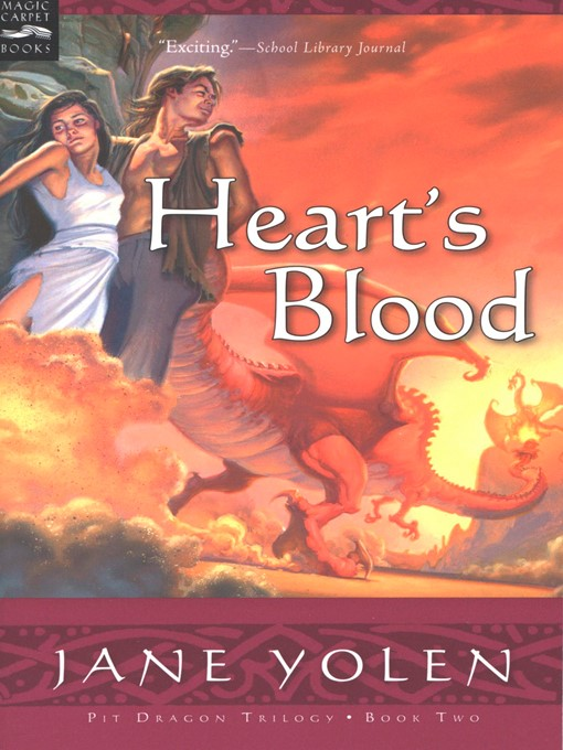 Title details for Heart's Blood by Jane Yolen - Available