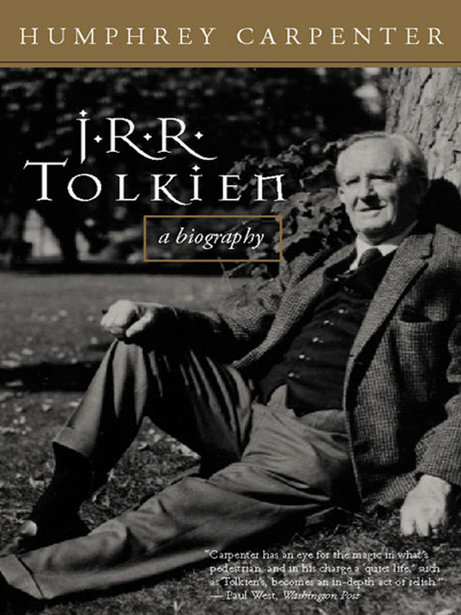 Title details for J.R.R. Tolkien by Humphrey Carpenter - Available