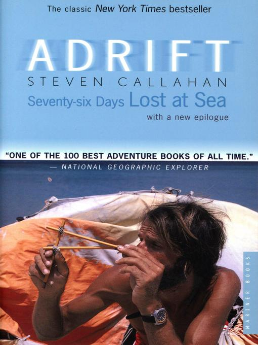 Title details for Adrift by Steven Callahan - Available