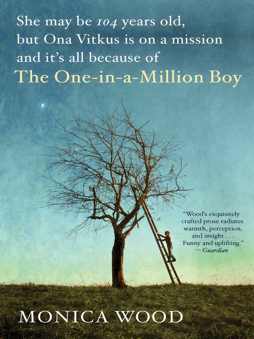 Title details for The One-in-a-Million Boy by Monica Wood - Wait list