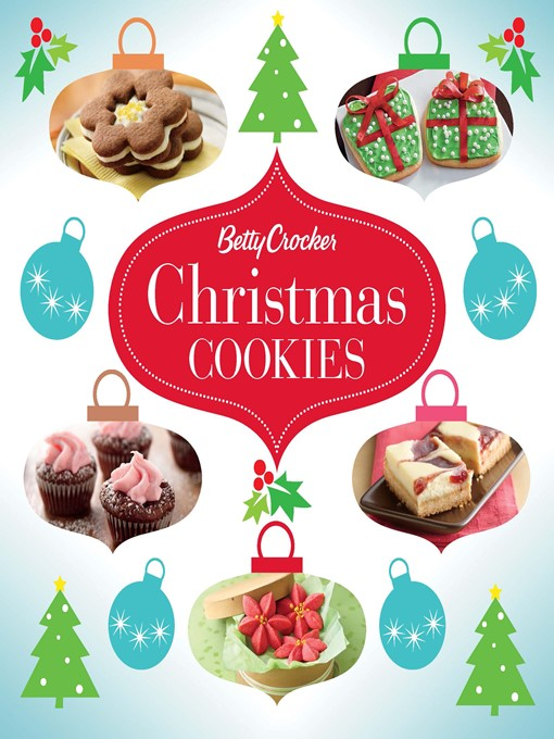 Title details for Betty Crocker Christmas Cookies by Betty Crocker - Available