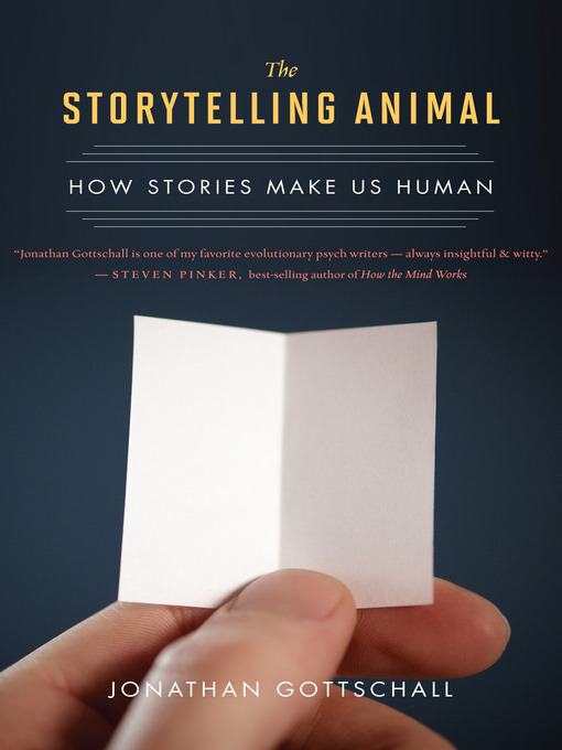 Cover of The Storytelling Animal