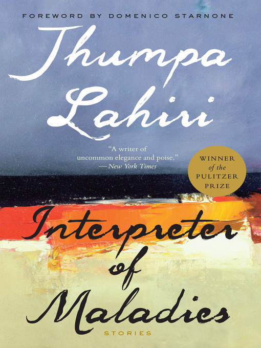 Cover of Interpreter of Maladies