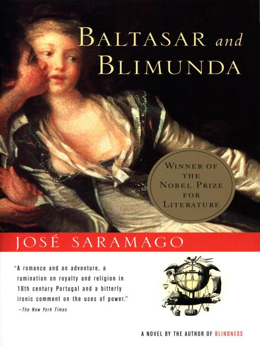 Title details for Baltasar and Blimunda by José Saramago - Available