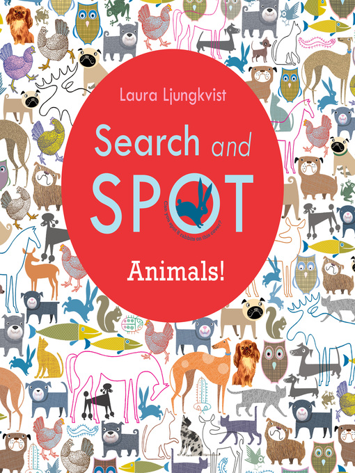 Title details for Animals! by Laura Ljungkvist - Available
